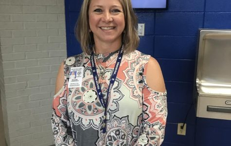 MHHS art teacher Mrs. Christy Lawrence gives us insight on her career.