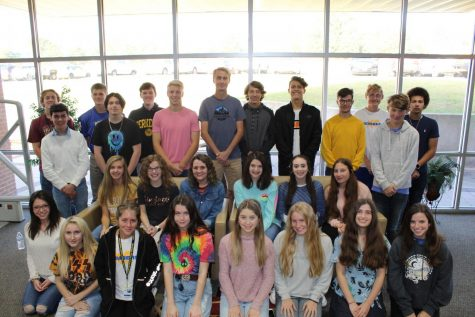 2019 Homecoming Court announced as celebration kicks off