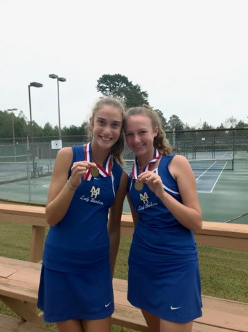 MHHS doubles team wins state