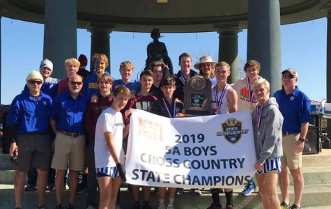 Bomber boys win state X-country championship; Cudworth takes girls' individual title