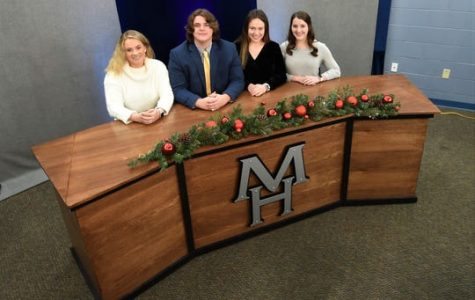Quiet on the set: EAST students film 'BNN'