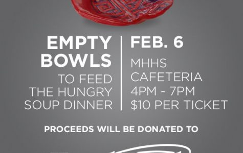 MHHS tradition helps feed the hungry