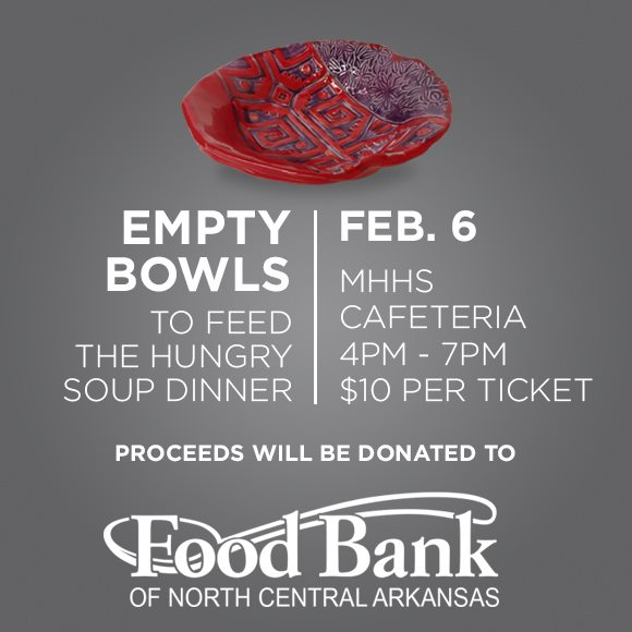 Empty Bowls coming to MHHS