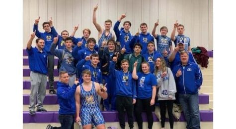 MH wins Berryville tourney; Richey named outstanding wrestler
