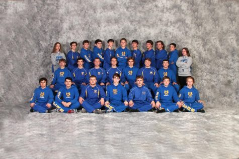 MHHS Wrestling Teams wrap up season