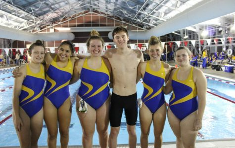 Mountain Home Swim Team Takes Conference Title