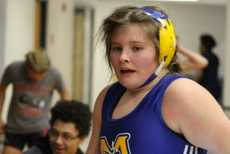 Girls Wrestling, What's the Worst that Could Happen?