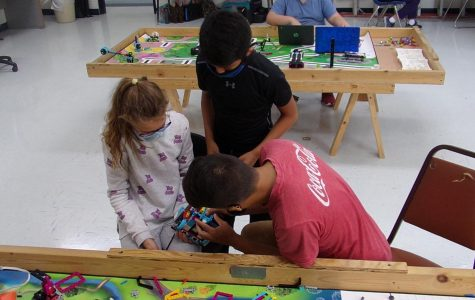 Mountain Home Robotics Teams Adapt to COVID-19 Restrictions