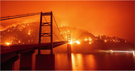 The West Coast is in Flames