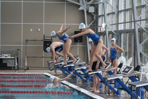 MHHS Swim Team Win Meets at Pocahontas