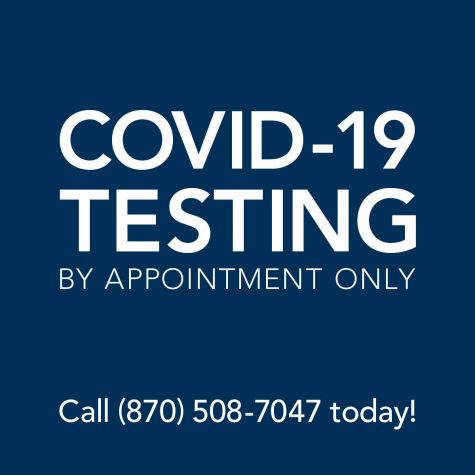 Baxter Regional Medical Center provides quick turn around for COVID testing