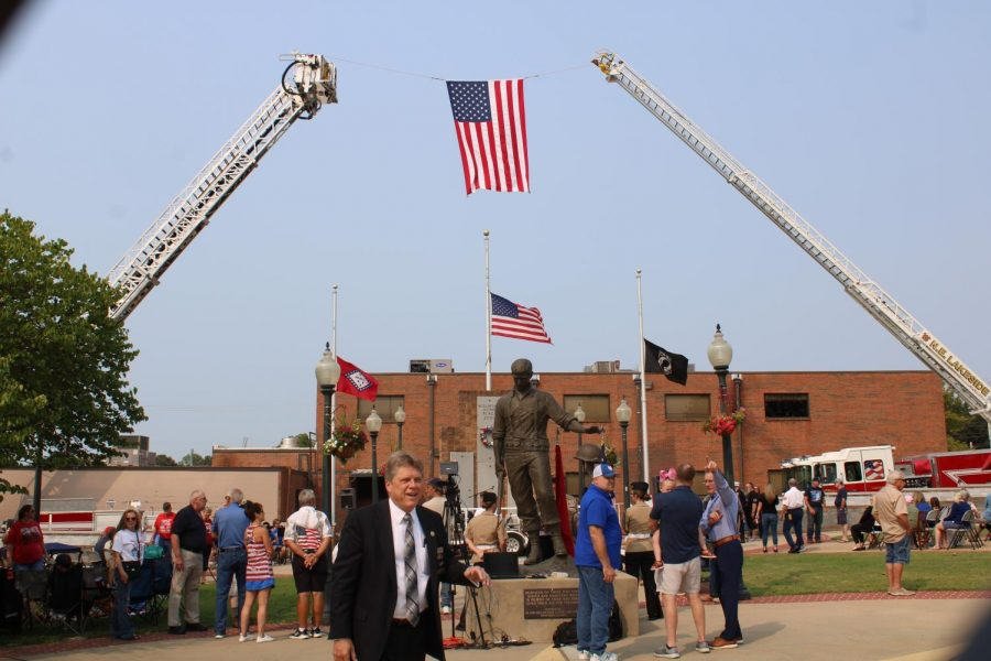 Never Forget: Mountain Home Memorializes the 20th Anniversary of 9/11