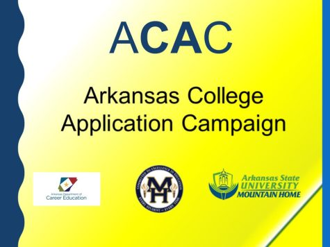 MHHS Taking On College Application Campaign Month