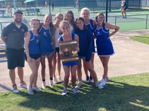 5A West Tennis Conference
